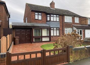 3 bed semi-detached house for sale in Victoria Road, Pelsall, Walsall WS3