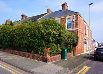 Thumbnail 4 bedroom end terrace house to rent in York Street, Jarrow