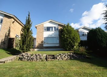 Thumbnail 3 bedroom detached house for sale in Hewetts Rise, Warsash, Southampton