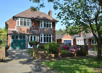 Thumbnail 4 bed detached house for sale in Kedleston Old Road, Derby