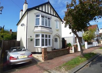 Thumbnail 3 bed detached house for sale in Westcliff Drive, Leigh On Sea