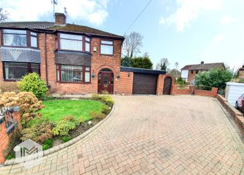Leconfield Road, Eccles, Manchester M30. 3 bed semi-detached house for sale