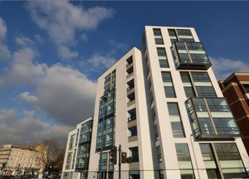 Thumbnail 2 bed flat for sale in Taverners Close, Addison Avenue, London