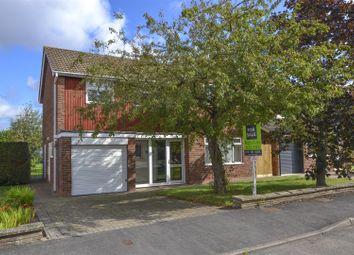 Thumbnail 4 bed detached house for sale in Hillcrest Road, Keyworth, Nottingham