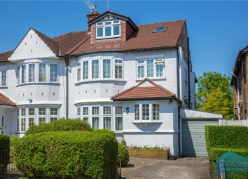 Thumbnail 5 bedroom semi-detached house for sale in Woodberry Way, North Finchley, London