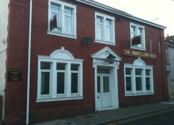 Thumbnail 1 bed flat to rent in Flat 1, Oddfellows, 200 Bridgend Road, Maesteg