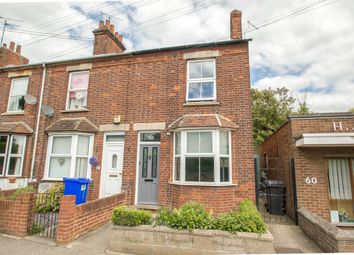 Thumbnail 3 bedroom end terrace house for sale in Withersfield Road, Haverhill