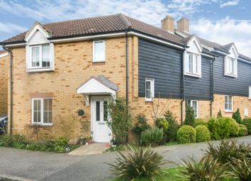 Thumbnail 4 bed semi-detached house for sale in Campbell Road, Folkestone