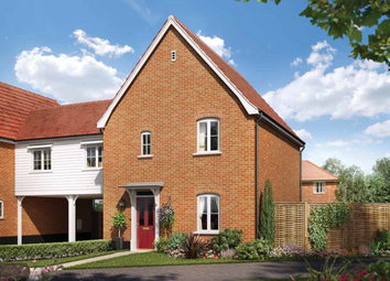 Thumbnail 3 bed semi-detached house for sale in Halstead Road, Stanway, Essex