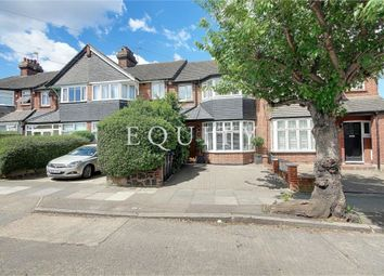 Thumbnail 3 bedroom terraced house for sale in Delhi Road, Enfield