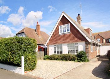 Thumbnail 3 bed detached bungalow for sale in Normandy Lane, East Preston, Littlehampton