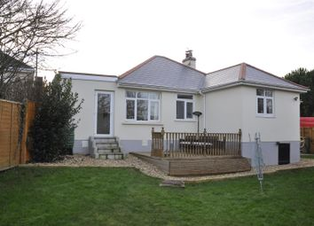 Thumbnail 3 bed detached bungalow for sale in Parkside Road, Pinhoe, Exeter