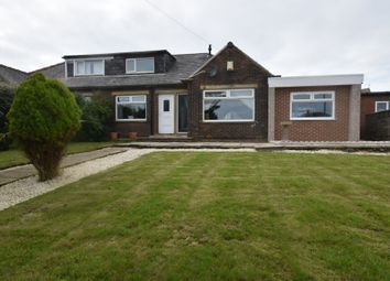 Thumbnail 3 bed semi-detached bungalow for sale in Ford, Queensbury, Bradford