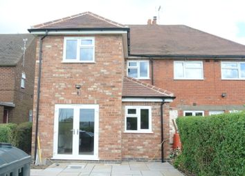 Thumbnail 4 bed terraced house to rent in Dunstall Cross, Dunstall, Burton-On-Trent