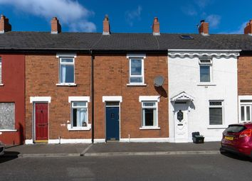 Thumbnail 2 bed terraced house for sale in Avoniel Road, Beersbridge, Belfast