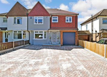4 bed semi-detached house for sale in Glebe Lane, Barming, Maidstone, Kent ME16