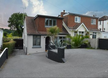 Thumbnail 4 bed semi-detached house to rent in Longpark Hill, Maidencombe, Torquay