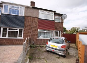 Thumbnail 3 bed terraced house for sale in Edinburgh Crescent, Waltham Cross
