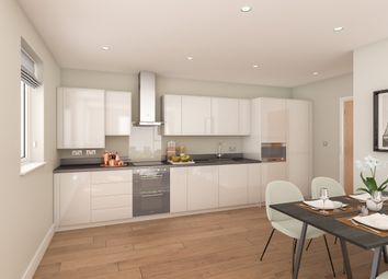 Thumbnail 2 bed flat for sale in Vanston Place, London