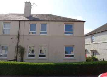 Thumbnail 1 bed flat for sale in Garvally Crescent, Alloa