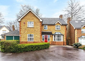 Thumbnail 4 bed detached house for sale in Tower Gardens, Claygate