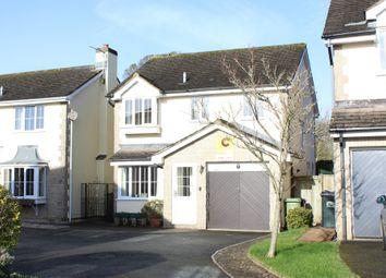 4 bed detached house for sale in Tremlett Grove, Ipplepen, Newton Abbot TQ12