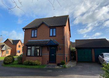 3 bed detached house for sale in Windsor Lane, Gillingham SP8