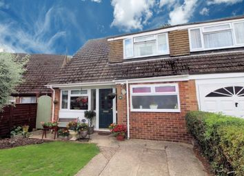 Thumbnail 3 bed semi-detached house for sale in Cromwell Avenue, Newport Pagnell, Buckinghamshire