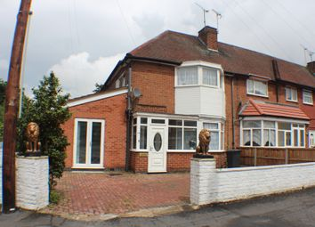 Thumbnail 3 bedroom terraced house for sale in Wicklow Drive, Leicester