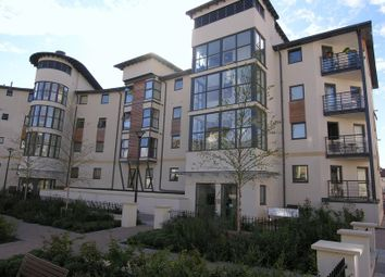 Thumbnail 2 bed flat for sale in Mistletoe Court, Seacole Crescent, Swindon