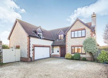Thumbnail 5 bedroom detached house for sale in Clevedon Road, Tickenham, Clevedon