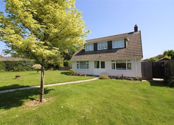 Thumbnail 3 bed detached house for sale in St Johns Road, Bashley, New Milton, Hampshire