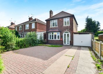 Thumbnail 3 bedroom detached house for sale in Derby Road, Kirkby-In-Ashfield, Nottingham