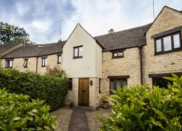 Thumbnail 2 bed terraced house to rent in The Rickyard, Fulbrook, Burford