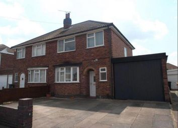 Thumbnail 3 bedroom semi-detached house for sale in Brancaster Close, Near Heachem Drive, Leicester