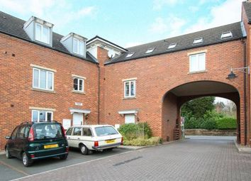 Thumbnail 3 bed town house for sale in Browning Court, Old Road, Chesterfield, Derbyshire