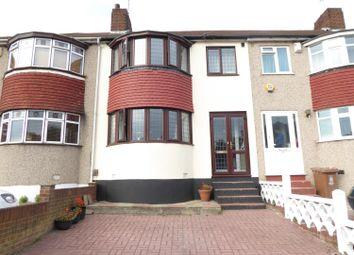 Thumbnail 3 bedroom terraced house for sale in Eversley Avenue, Barnehurst, Kent
