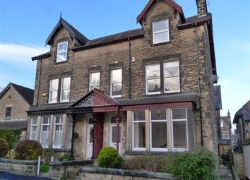 Thumbnail 5 bed semi-detached house to rent in West Cliffe Terrace, Harrogate