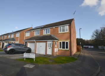 3 bed semi-detached house for sale in Watcombe Close, Washington NE37