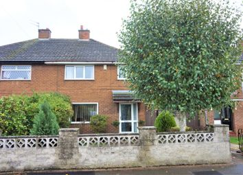 Thumbnail 2 bed semi-detached house for sale in Forest View, Retford