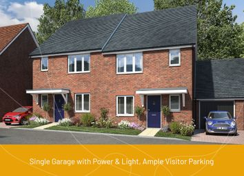 Thumbnail 3 bed semi-detached house for sale in Four Seasons, Horam, Heathfield