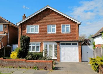 Thumbnail 4 bed detached house for sale in Columbia Avenue, Whitstable, Kent