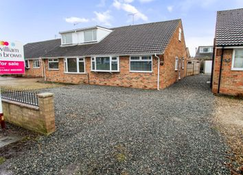 Thumbnail 2 bed semi-detached bungalow for sale in Woodhall Way, Beverley