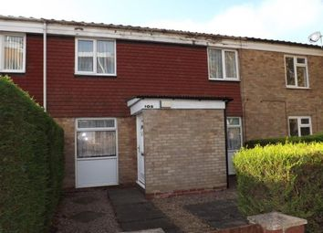 Thumbnail 3 bed terraced house for sale in Piccadilly Close, Chelmsley Wood, Birmingham