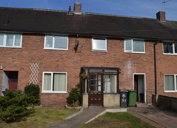 Thumbnail 3 bedroom terraced house for sale in Salisbury Hill View, Market Drayton