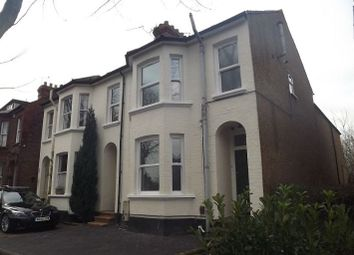 Thumbnail 4 bed semi-detached house to rent in Granville Road, St Albans