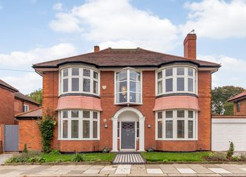Thumbnail 4 bed detached house for sale in Westfield Grove, Newcastle Upon Tyne