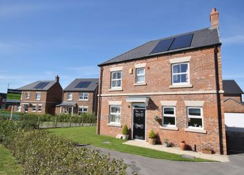 Thumbnail 4 bedroom detached house for sale in Sycamore Drive, Sowerby, Thirsk