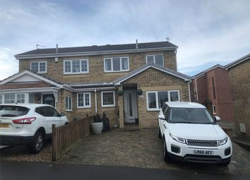 Thumbnail 3 bed semi-detached house for sale in Beechfern Close, High Green, Sheffield, South Yorkshire