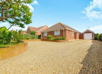 Thumbnail 3 bed bungalow for sale in Norton Subcourse, Norwich, Norfolk